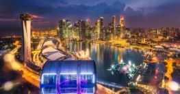 24 Stunden in der Metropole Singapur