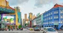 Wir erlebten Singapur als Stadt der Gegensätze