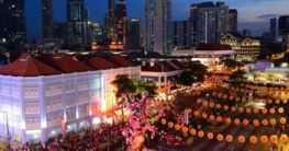Eine Reise nach Singapur