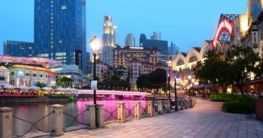 Kurztrip nach Singapur