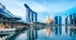 Mit dem Auto in Singapur