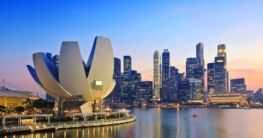 Millionenstadt und Kulturzentrum: Singapur