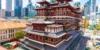 Buddha Zahn Relikt Tempel